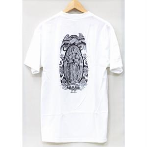 【ドッグタウン】マルティネスフレークTシャツ ホワイト