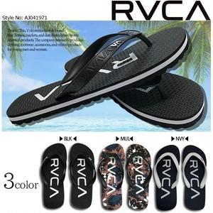 AJ041-971  ルーカ RVCA ビーチサンダル 人気ブランド カジュアル