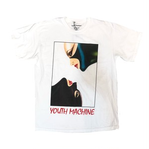 【YOUTH MACHINE】Plastic Goddess Tee/White