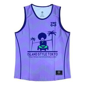 【YBC】Island Style Tokyo Singlet  Purple