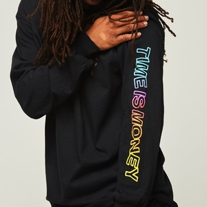 "NoHOURS""CLUB NOHOURS LONG SLEEVE"""
