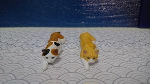 猫地蔵【018】匍匐前進猫