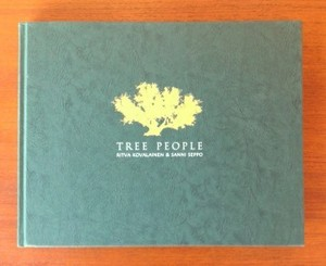 古代からの森と人の繋がりを描いた「最も美しい本」 TREE PEOPLE(トゥリー・ピープル)