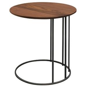 トーマ サイドテーブル ウォールナット