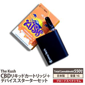 The Kush リキッドカートリッジ スターターセット