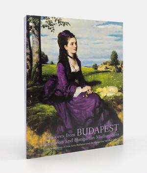 ブダペスト―ヨーロッパとハンガリーの美術400年展 図録