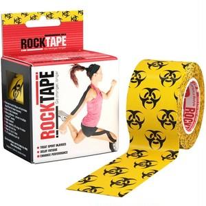 ロックテープ-スタンダード-バイオハザード / ROCKTAPE 5cm*5m  standard Biohazard