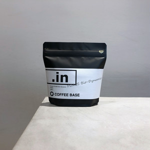 コーヒー豆 インド 200g / INDIA, Kerala, POABS Bio-Dynamic