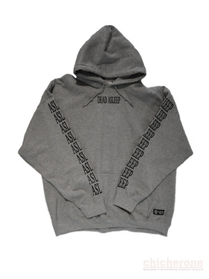 【SLEEPING TABLET】ASLEEP [ PULLOVER ]GRAY