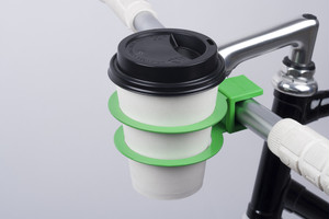 Cup Holder Green