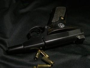 WOODSMAN V-6 本物ウッド装着モデル(ヴィンテージ仕様)