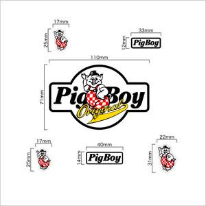 [ステッカー] Pig Boy