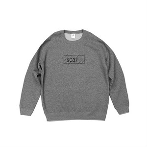 scar /////// OG CREW NECK (Grey)