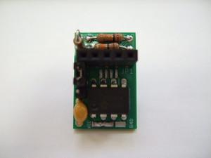 IchigoROM(プログラム保存用ROMカートリッジ)完成品