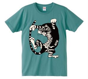 Tシャツ「ファイティングキャット」