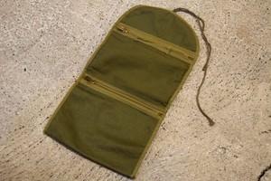 USED Vintage organizer bag 50s 60s G04