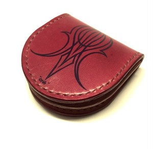 """Horseshoe Leather Coincase pinstripe(p)""【Eighteen Leather(エイティーン・レザー)】"