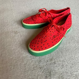DIEGO IMPORT SELECT / VANS / AUTHENTIC / Watermelon / US10