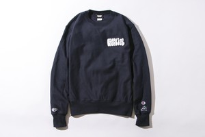 CHAMPION LOGO CREWNECK SWEAT (M)