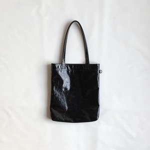 BLANK 533 Leather tote (c/#Black)