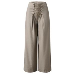 Corset Belt Wide Pants コルセットベルト ワイドパンツ