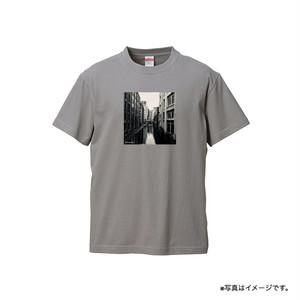 """""""心に火をつけて"""" T-shirt(Gray)"""