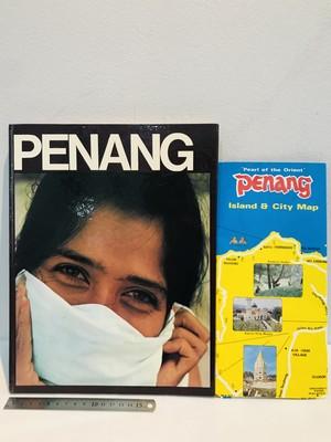 70's PENANG  ローカルMAP