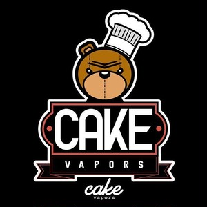 Cake Vapors E-JUICE Nicotine 0mg / 30ml