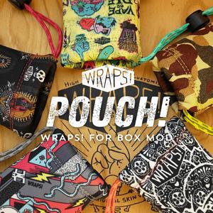 POUCH! / WRAPS! for Box Mod
