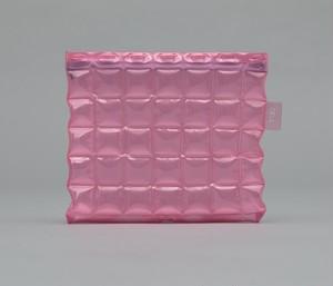 PC CELL mini  色透明レッド