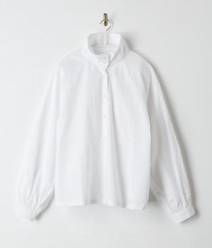 【SETTO】 FLEX SHIRT (WHT) セット シャツ