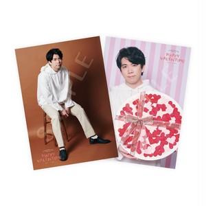 伊東健人 バレンタイン37cardセット