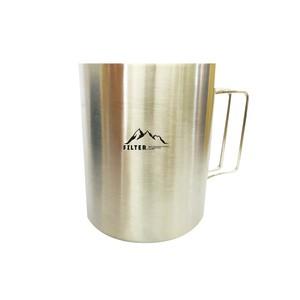 Stainless mugcup