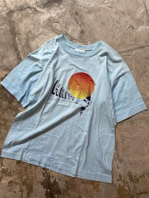 vintage print tshirt
