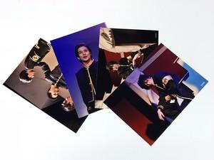 舞台「青春歌闘劇バトリズムステージWAVE」ステージ写真~天黒寺~typeA【ODSTB-BW05】