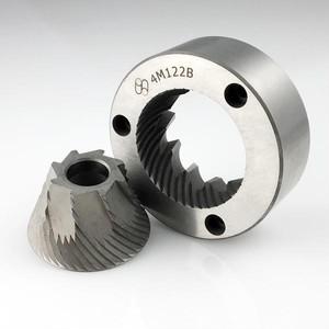 替刃●MACAP ø63mm コニカル OEM 臼刃