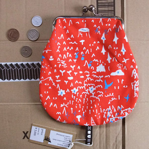 がま口/purse/Medium 003