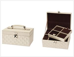 キルティング宝石箱Sサイズ セリーナコレクション 1個単位 JB-9100