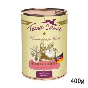 テラカニス【ガーデンベジタブル犬用一般食】 レッドフルーツ&ベジタブル400gトッピングにおすすめ