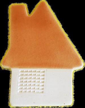 型抜き箸置(家)