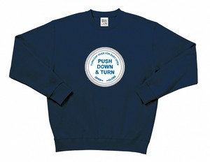 Keep Good Health SWEAT [NAVY]