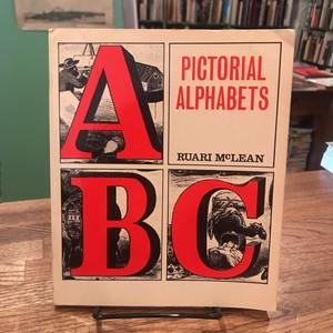 Pictorial alphabets / Ruari McLean(ルアーリ・マクリーン)