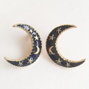 navy moon pierce[p-374]
