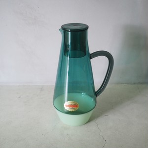 TWO TONE CARAFE GR