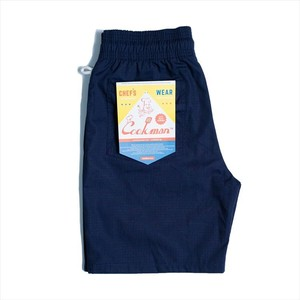 Cookman Chef Short Pants 「Ripstop」 Navy