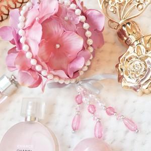 紫陽花 Pearl Ornament