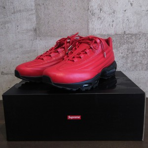 SUPREME × NIKE 19AW AIR MAX 95 LUX Made in Italy