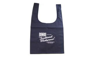 トラディショナルウェザーウェア|Traditional Weatherwear|エコバッグ|marche BAG|ネイビー