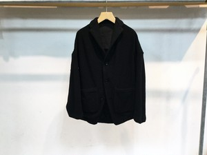 "brusco.k""balloon jacket black"""