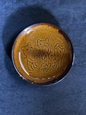 タカハシヒデキ 豆皿